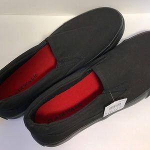 Airwalk Stitch Pique slip on shoes NWT